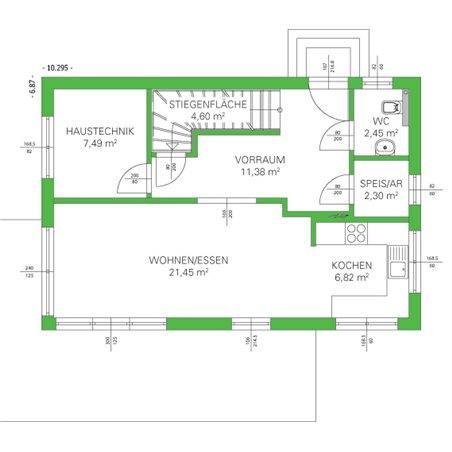 Proiecte Case - Proiect Casă Mică, cu Etaj, 142 mp, 4 Camere, 2 Băi, ID 4814