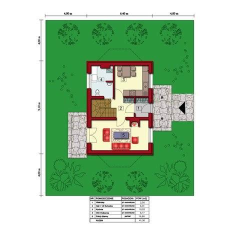Proiecte Case - Proiect Casă Mică, cu Mansardă, 123 mp, 3 Camere, 2 Băi, ID 6411