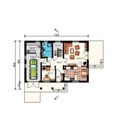Proiecte Case - Proiect Casă de Vis, cu Mansardă, 156 mp, 6 Camere, 3 Băi, ID 4192