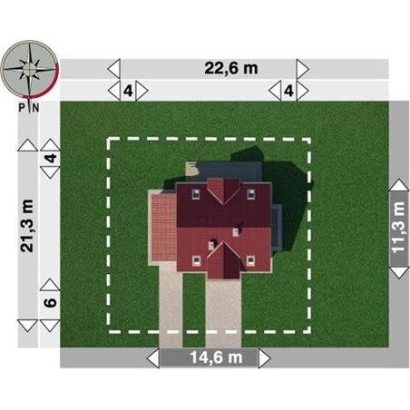Proiecte Case - Proiect Casă Mică, cu Mansardă, 124 mp, 6 Camere, 2 Băi, ID 4109