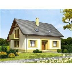 Proiect Casa - 1400