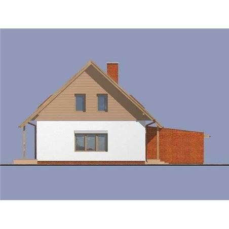 Proiecte Case - Proiect Casă de Vis, cu Mansardă, 181 mp, 6 Camere, 2 Băi, ID 6267